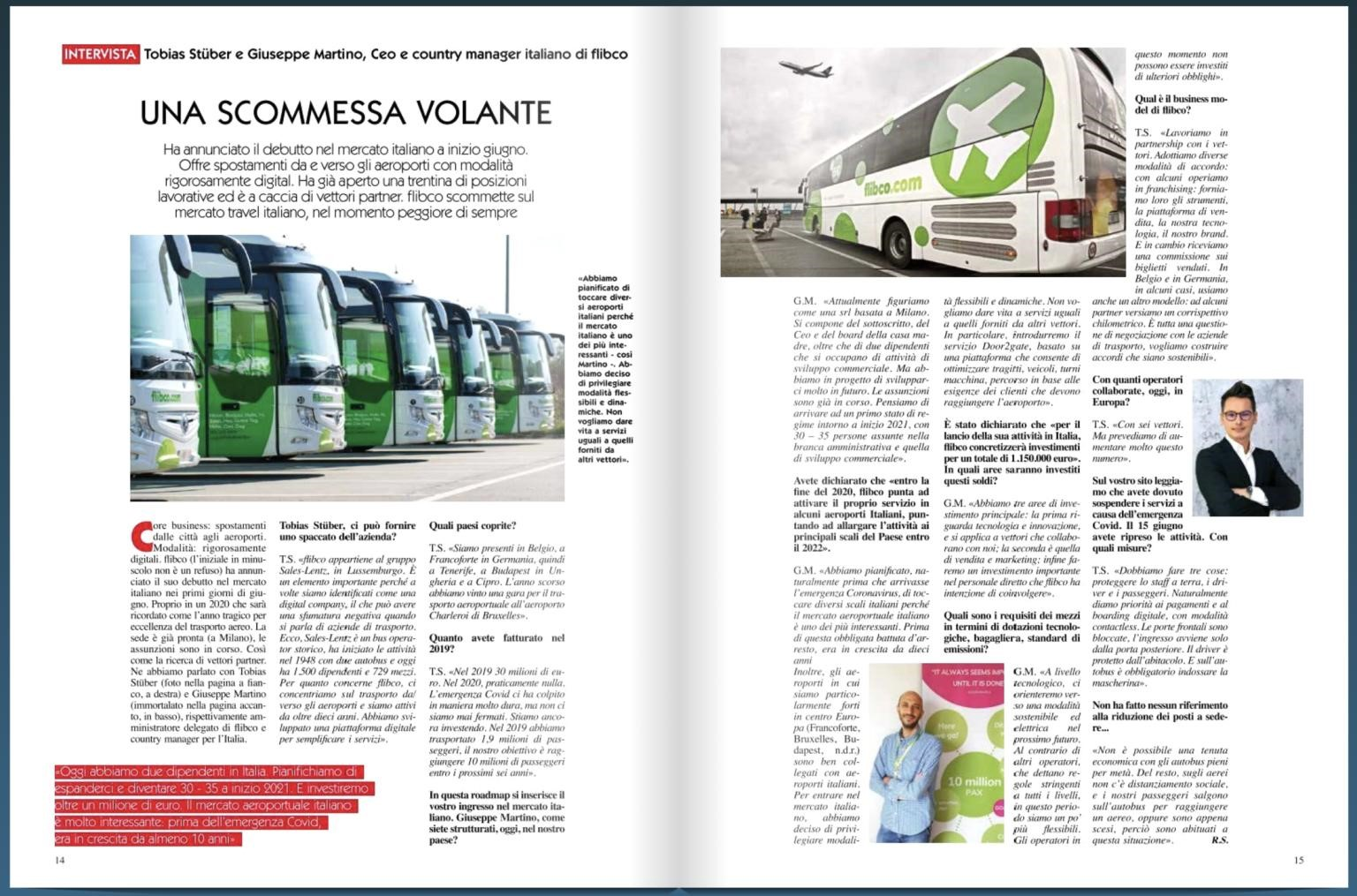Article on Autobus